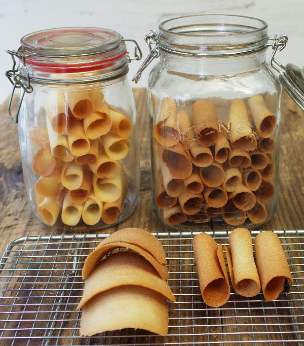 Speculoos Tuiles