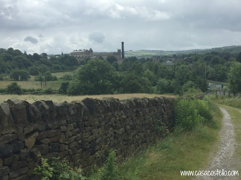 Bingley Yorkshire countryside