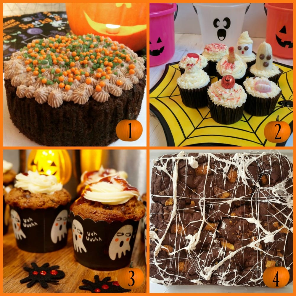 Bake of the Week Halloween RoundUp