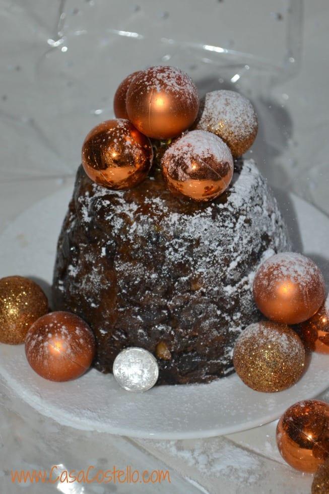 Christmas Pudding Recipe Stir-Up Sunday sixpence