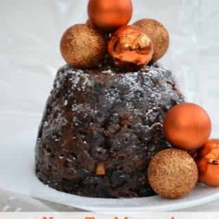 Christmas Pudding with The Royal Mint & Stir-Up Sunday