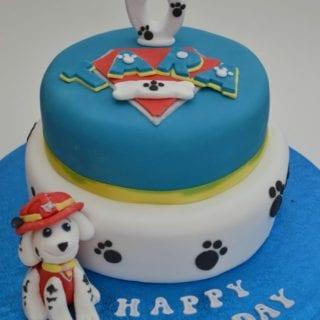 Paw Patrol Birthday Cake #BakeoftheWeek