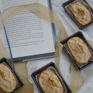 Coffee Walnut Mini Loaf Cakes