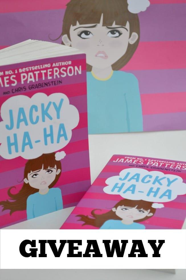 Jacky Ha-Ha Book Giveaway