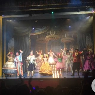 YooHoo! Easter Panto at St Helens – Beauty & the Beast
