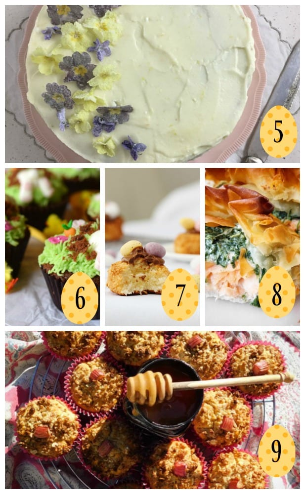 Bake of the Week entries