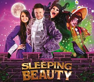 Sleeping Beauty Easter Panto Epstein theatre liverpool