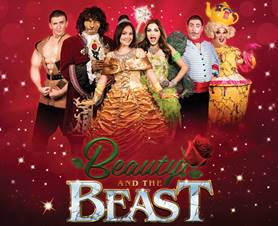 Beauty & the Beast St Helens theatre royal