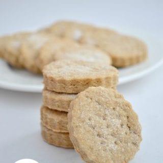 Speculoos Crumble Cookies #BakeoftheWeek