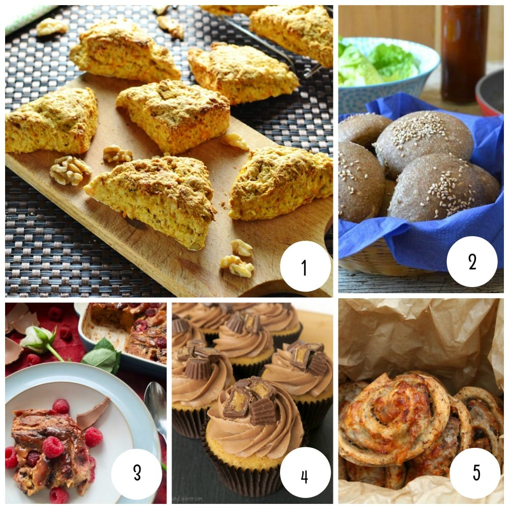Bake of the Week entries June