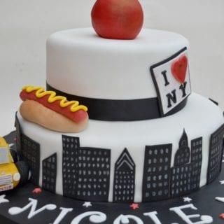 New York Cake #BakeoftheWeek