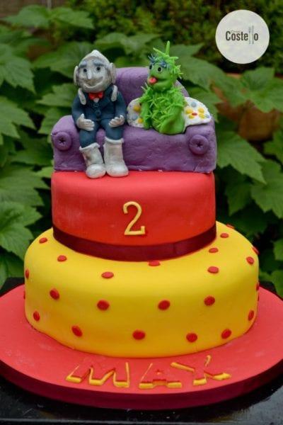Justin S House Birthday Cake Casa Costello