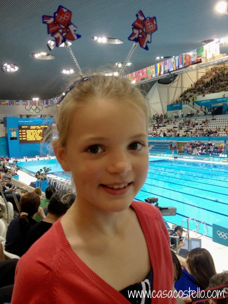 Millie Olympic pool
