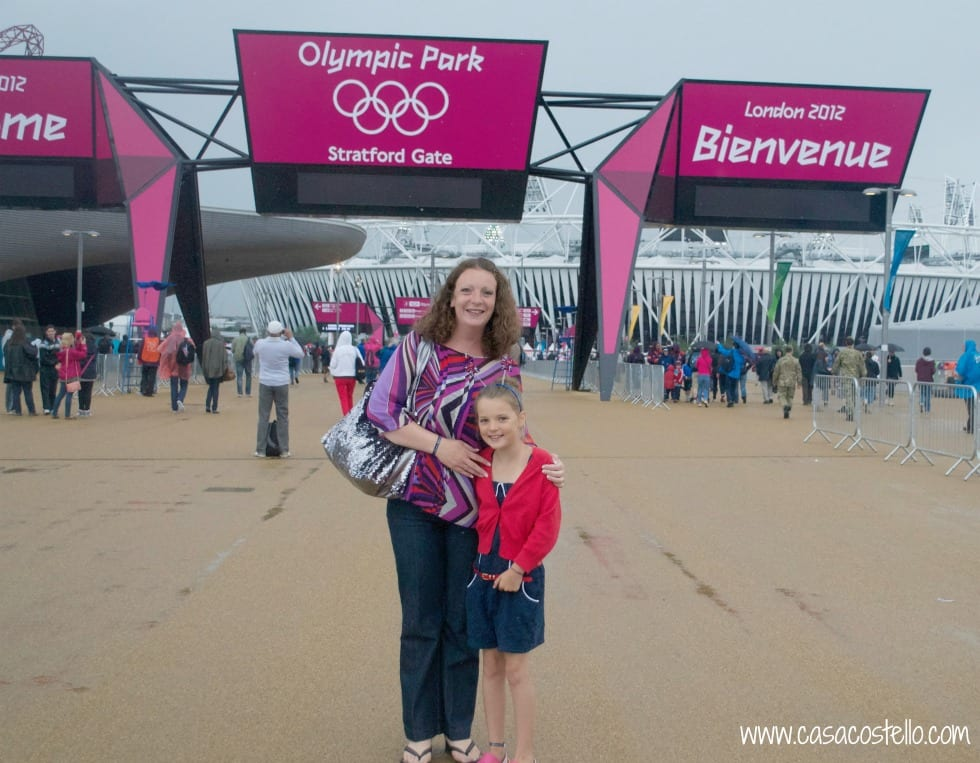 Olympics London 2012 Synchronised Swimming