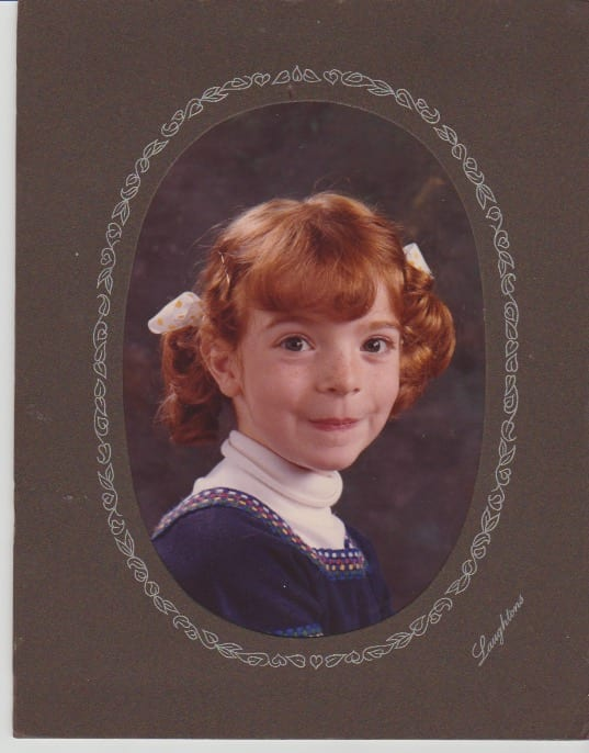 School Photograph 1970's