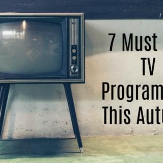 7 Must See Autumn TV Programmes