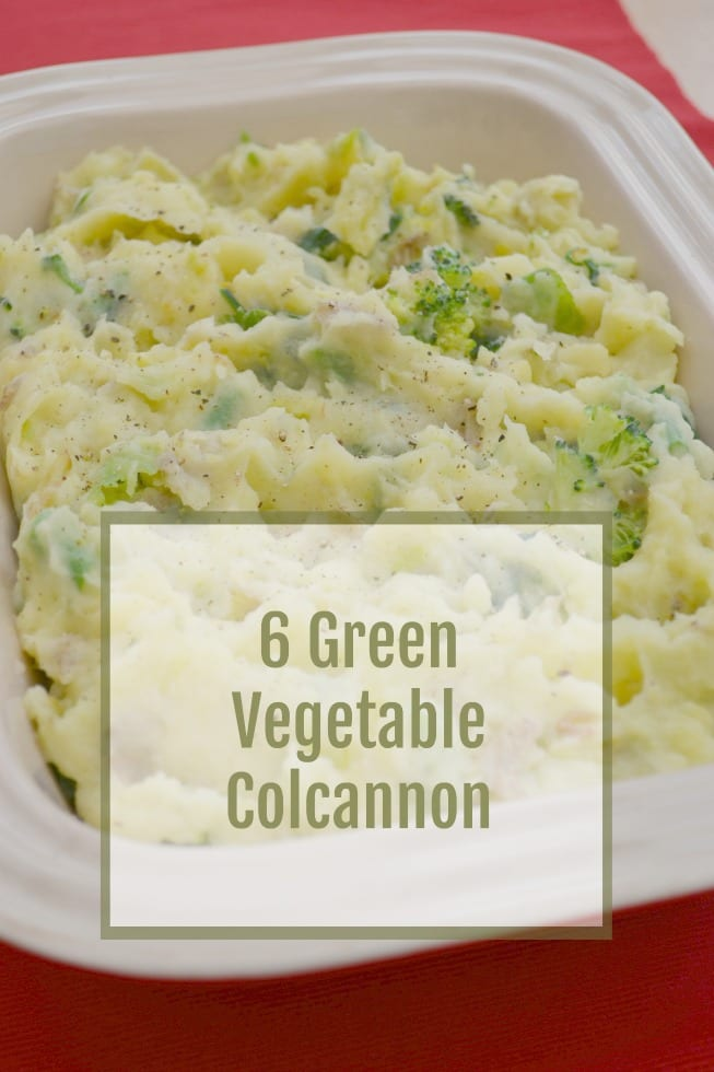 Hidden Vegetable Colcannon