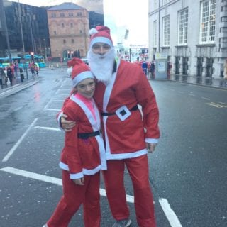 Travelling & A Santa Dash: The Weekend #1