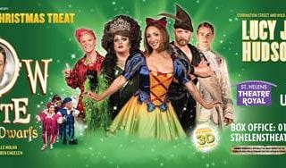 Snow White, St Helens Theatre Royal Review