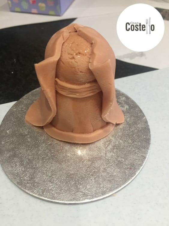 Sugarcraft Yoda