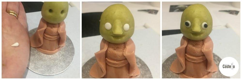 Yoda's Face