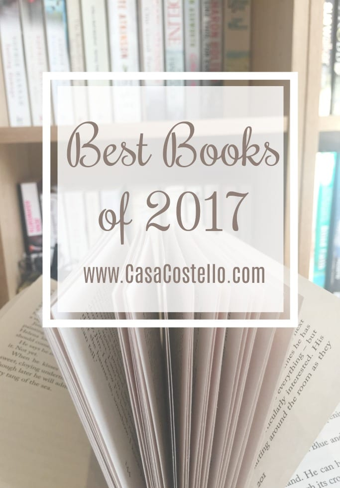 Best Books of 2017 (Top 10)