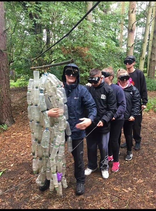 NCS Outdoors Team