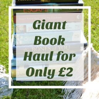 Giant Book Haul