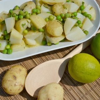 Jersey Royals Potato Salad