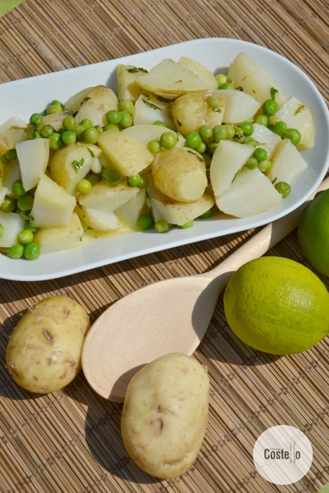Jersey Royals Potato Salad