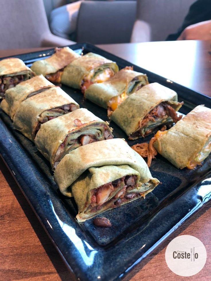 3 Bean Burritos Tex Mex