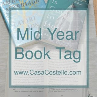 Mid Year Book Tag Casa Costello