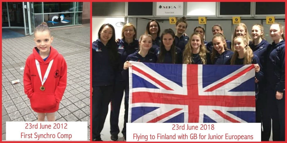 Gb Synchro Junior Europeans