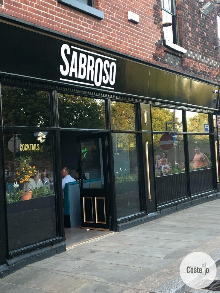 Sabroso Tex Mex Restaurant