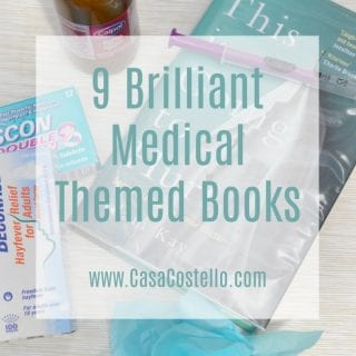 9 Awesome Medical Themed Books