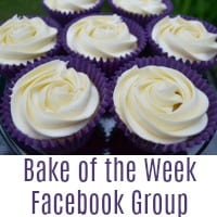 Bake of the Week Facebook Group