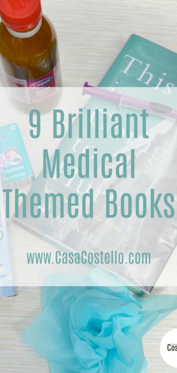 Brilliant Books with a medical theme