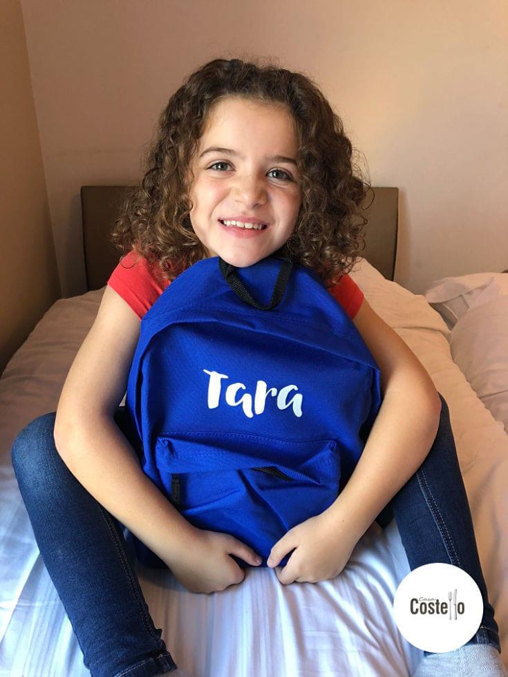 Tara School Bag