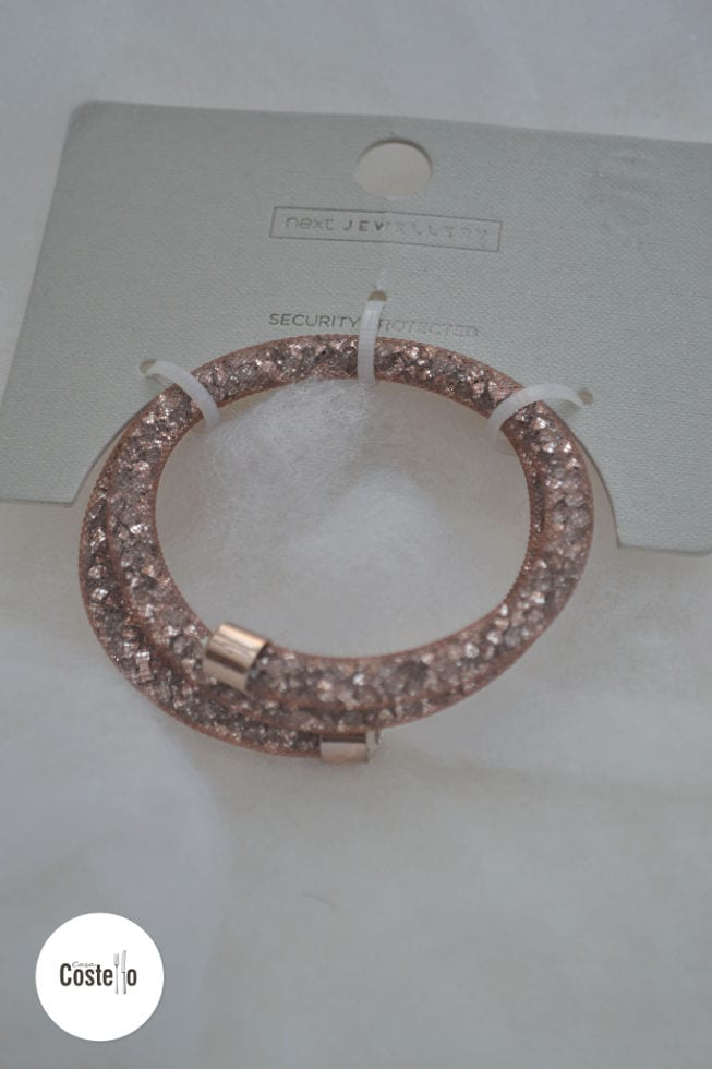 Wrap around Crystal Bracelet