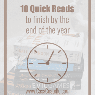 10 Quick Books to Read by the End of the Year