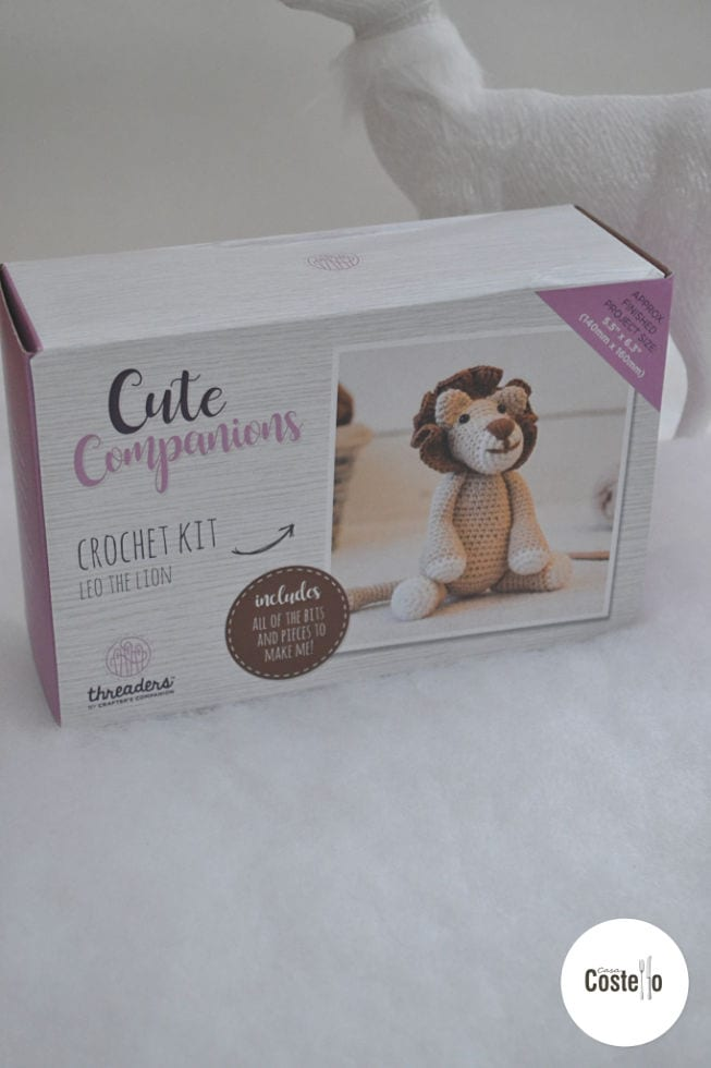 Crafter's Companion Crochet Set