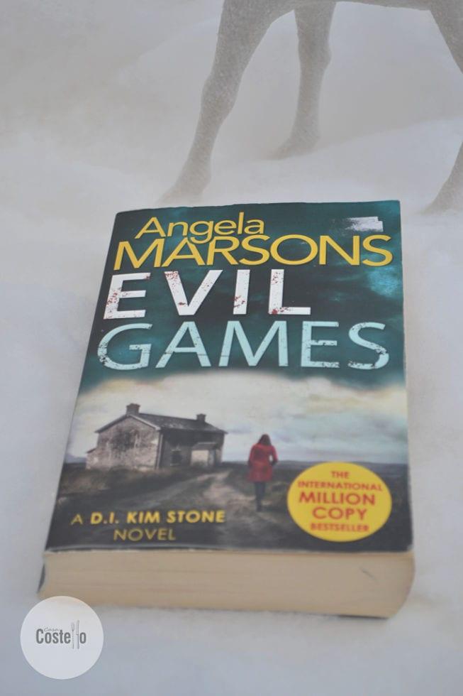 Evil Games Angela Marsons