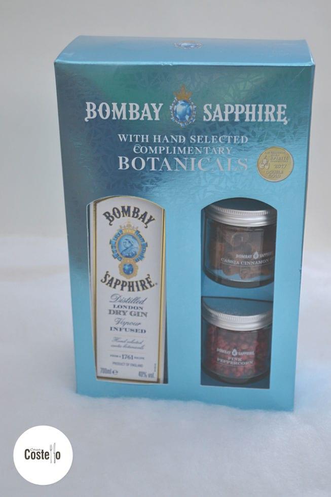Bombay Sapphire Gin Gift Set
