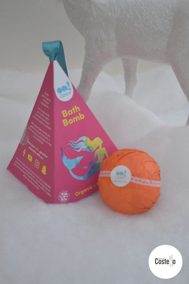 On Juniper Bath Bombs