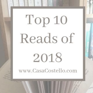 Top 10 Reads of 2018