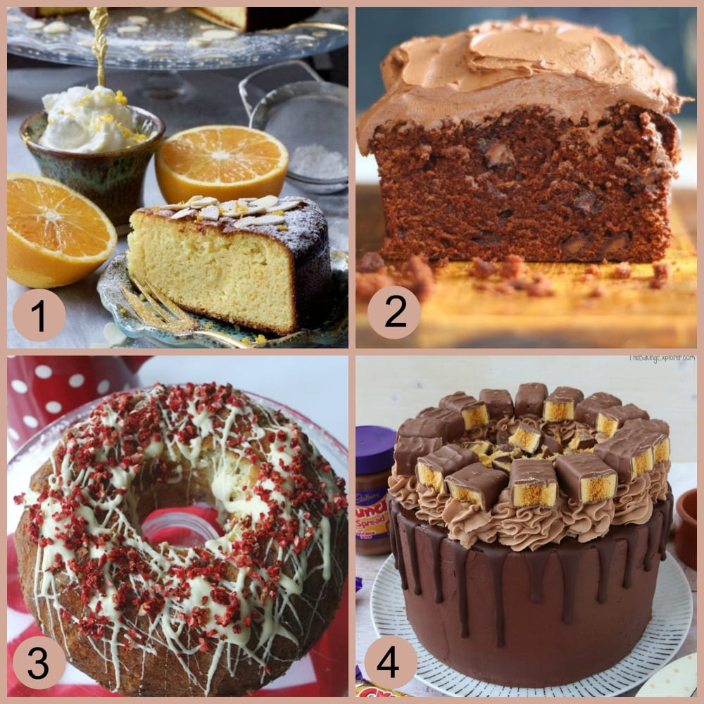 Bake of the Week entries