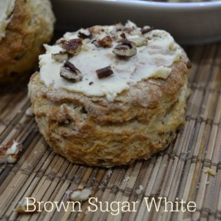 Brown Sugar, White Chocolate and Pecan Scones – Baking without Eggs
