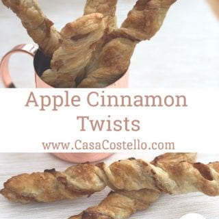 Apple Cinnamon Twists – Bake of the Week
