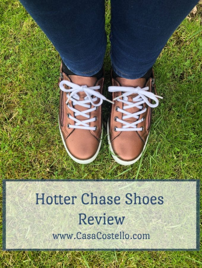 Hotter Chase Shoes