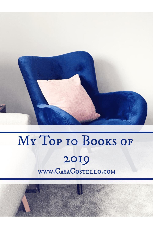 Top Ten Books of 2019